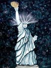 Lady Liberty Shines On! by Barbara Thibodeaux